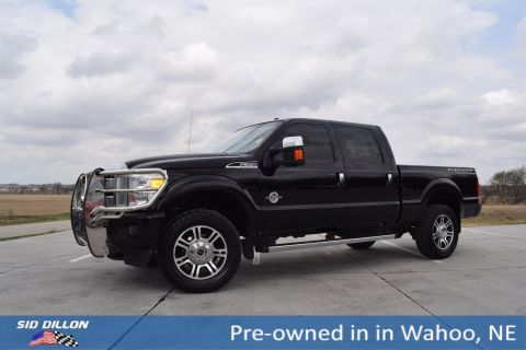 Pre-Owned 2016 Ford F-350 Platinum