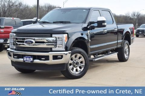 Certified Pre-Owned 2017 Ford F-350 Lariat