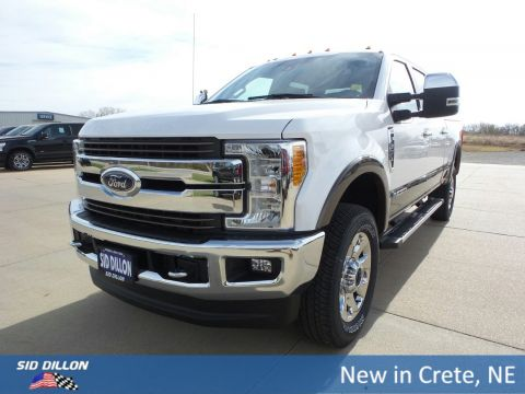 New 2017 Ford F-350 King Ranch With Navigation & 4WD
