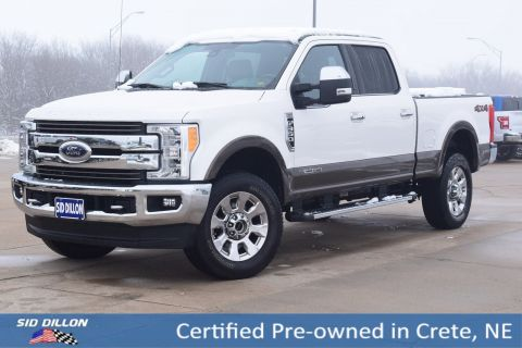 Certified Pre-Owned 2017 Ford F-350 King Ranch