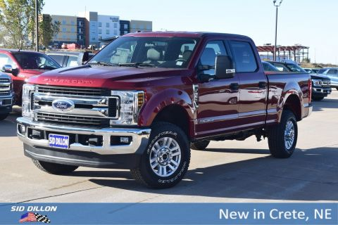New 2019 Ford F-350 XLT