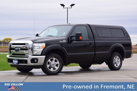 Pre-Owned 2016 Ford F-250 XLT