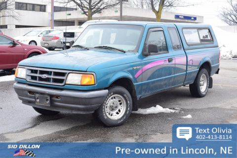 Pre-Owned 1994 Ford Ranger XL