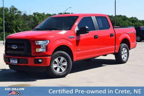 Certified Pre-Owned 2015 Ford F-150 XLT