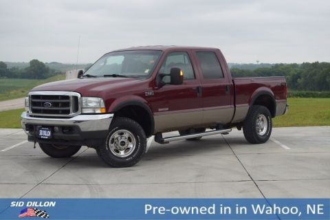 Pre-Owned 2004 Ford F-250 Lariat