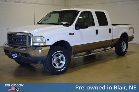 Pre-Owned 2003 Ford F-250 Lariat