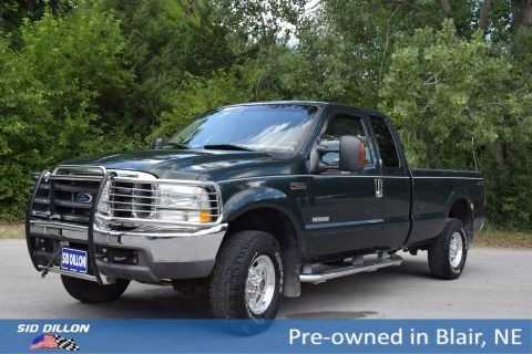 Pre-Owned 2003 Ford F-250 Lariat 4WD