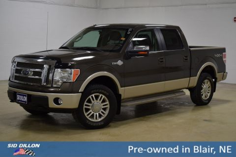Pre-Owned 2009 Ford F-150 King Ranch 4WD