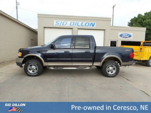 Pre-Owned 2001 Ford F-150 Lariat 4WD