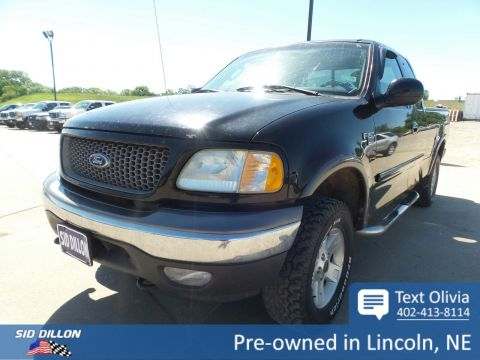 Pre-Owned 2003 Ford F-150 XLT 4WD