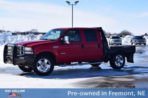 Pre-Owned 2007 Ford F-250 Lariat