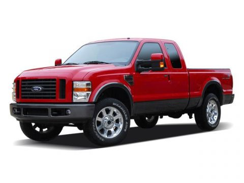 Pre-Owned 2008 Ford F-250 XL
