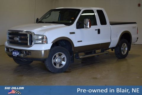 Pre-Owned 2005 Ford F-250 Lariat