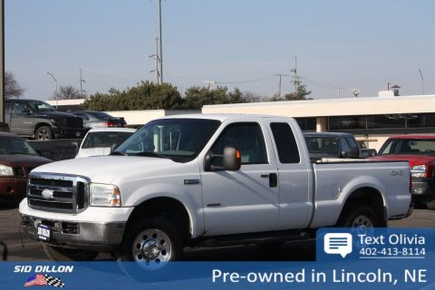 Pre-Owned 2006 Ford F-250 XLT 4WD