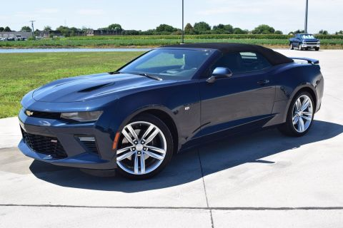 Certified Pre-Owned 2016 Chevrolet Camaro 2SS