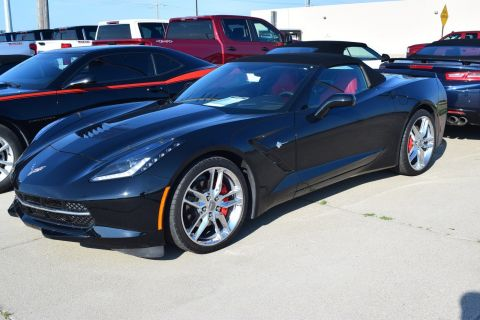 Certified Pre-Owned 2015 Chevrolet Corvette 2LT