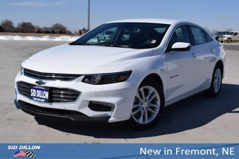 New 2018 Chevrolet Malibu LT FWD 4 Door Sedan