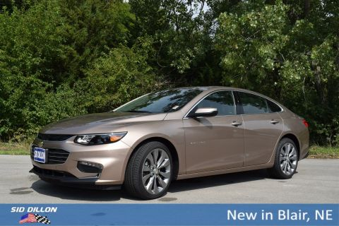 New 2018 Chevrolet Malibu Premier FWD 4 Door Sedan