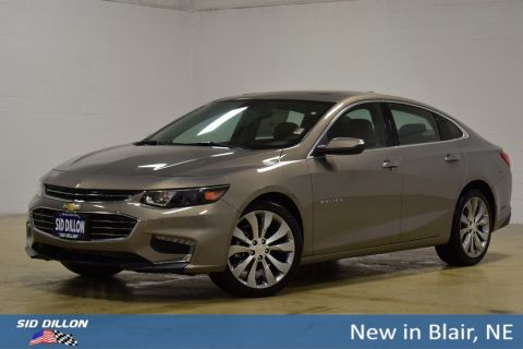 New 2017 Chevrolet Malibu Premier FWD 4 Door Sedan