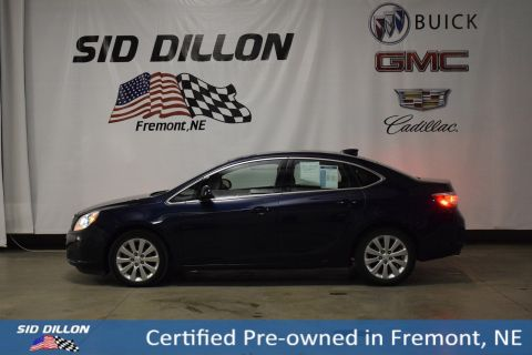 Certified Pre-Owned 2015 Buick Verano 4DR SDN
