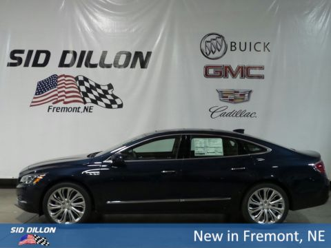New 2017 Buick LaCrosse Essence FWD 4 Door Sedan