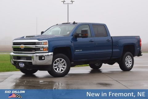New 2018 Chevrolet Silverado 2500HD LT 4WD