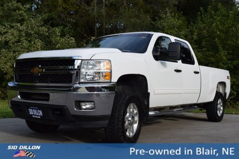 Pre-Owned 2011 Chevrolet Silverado 2500HD LT 4WD