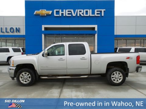 Pre-Owned 2012 Chevrolet Silverado 2500HD LTZ 4WD