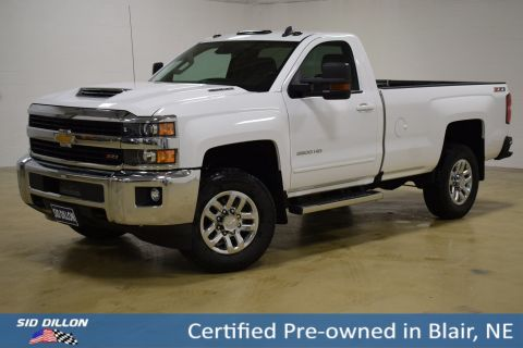 Certified Pre-Owned 2017 Chevrolet Silverado 3500HD LT 4WD