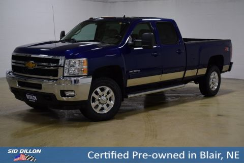 Certified Pre-Owned 2014 Chevrolet Silverado 3500HD LTZ
