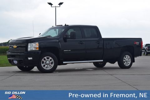 Pre-Owned 2013 Chevrolet Silverado 3500HD LTZ