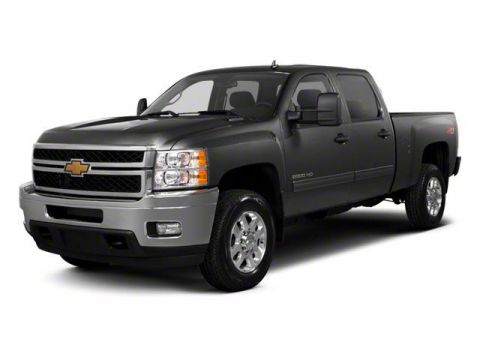 Pre-Owned 2010 Chevrolet Silverado 2500HD LTZ