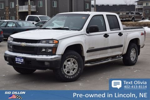 Pre-Owned 2005 Chevrolet Colorado 1SF LS Z71