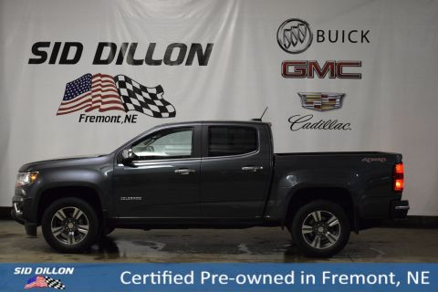 Certified Pre-Owned 2015 Chevrolet Colorado 4WD LT 4WD