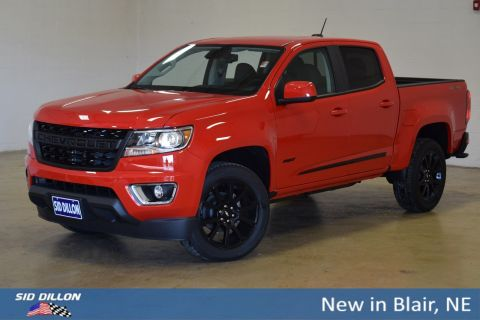 New 2019 Chevrolet Colorado 4WD LT