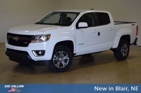 New 2019 Chevrolet Colorado 4WD Z71