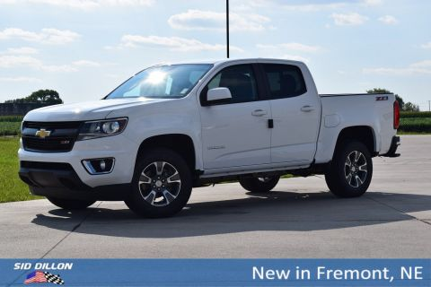 New 2018 Chevrolet Colorado 4WD Z71 4WD