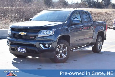 Pre-Owned 2019 Chevrolet Colorado 4WD Z71