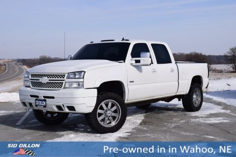 Pre-Owned 2007 Chevrolet Silverado 2500HD LT1