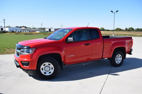 Certified Pre-Owned 2019 Chevrolet Colorado 2WD Work Truck