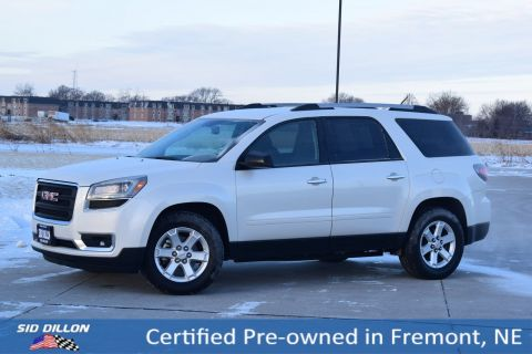 Certified Pre-Owned 2014 GMC Acadia SLE