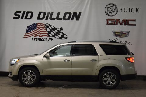 Certified Pre-Owned 2013 GMC Acadia SLT AWD