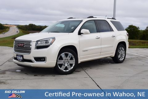 Certified Pre-Owned 2014 GMC Acadia Denali