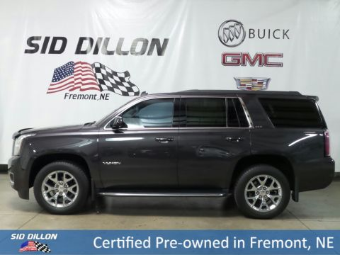 Certified Pre-Owned 2015 GMC Yukon SLT
