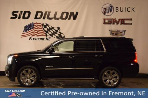 Certified Pre-Owned 2016 GMC Yukon Denali