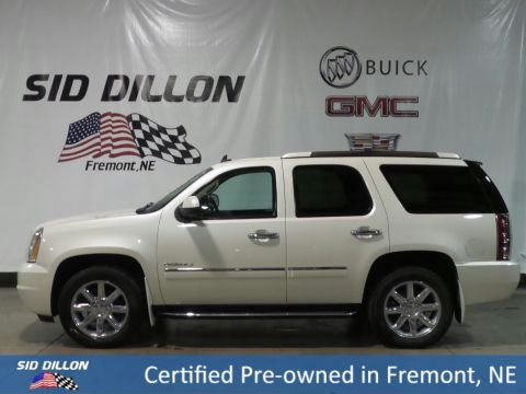 Certified Pre-Owned 2014 GMC Yukon Denali With Navigation & AWD