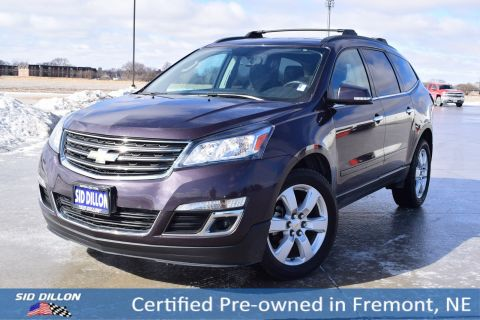 Certified Pre-Owned 2016 Chevrolet Traverse LT FWD SUV