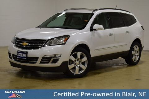 Certified Pre-Owned 2016 Chevrolet Traverse LTZ