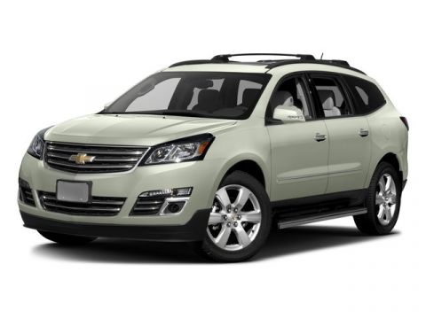 Pre-Owned 2016 Chevrolet Traverse LTZ With Navigation & AWD