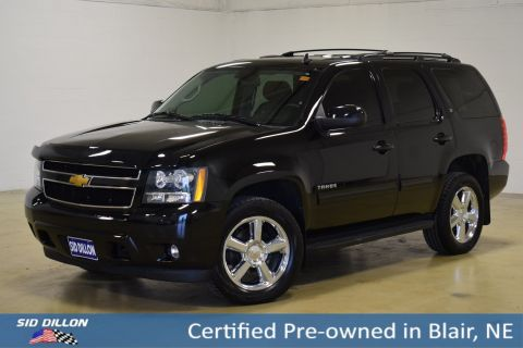 Certified Pre-Owned 2014 Chevrolet Tahoe LT
